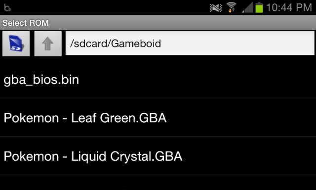 a bios do gameboid